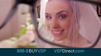 VSP Individual Vision Plans TV Spot, 'Wedding'