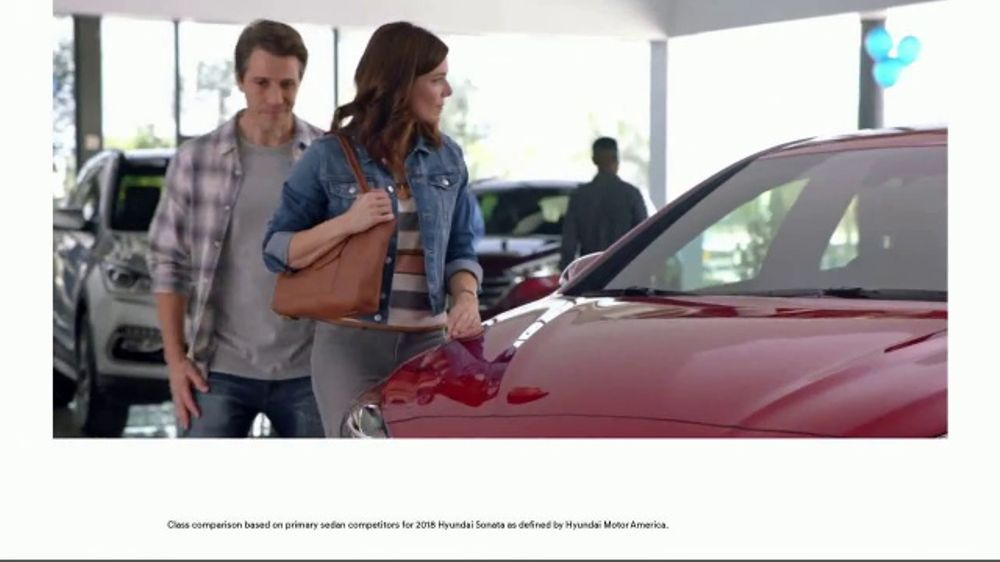 Toyota Camry Commercial Song >> 2018 Hyundai Sonata TV Commercial, 'Packed With Features' - iSpot.tv