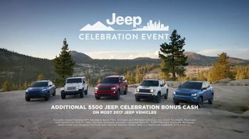 Jeep Celebration Event TV Spot, 'Go Anywhere' Song by Imagine Dragons