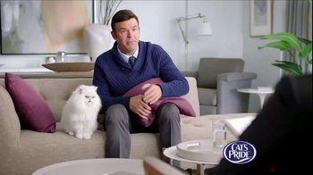 Cat's Pride Fresh & Light TV Spot, 'Ultimate Litter' Feat. Katherine Heigl - 813 commercial airings