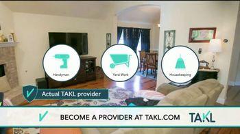 Takl TV Spot, 'Hundreds of Small Chores'