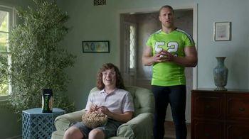 Wonderful Pistachios TV Spot, 'Snackface: Randy' Featuring Clay Matthews