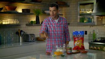 Tostitos Yellow Corn Bite Size Chips TV Spot, 'FX Network: Cheeseball'
