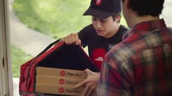 Pizza Hut $7.99 Large Pizza Deal TV Spot, 'Bring Everyone'