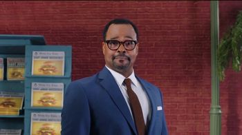 Wendy's Giant Jr. Bacon Cheeseburger TV Spot, 'That Junior's GIANT!'