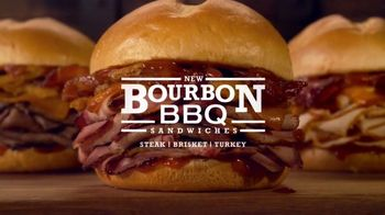 Arby's Bourbon BBQ Sandwiches TV Spot, 'Lettuces' - Thumbnail 9