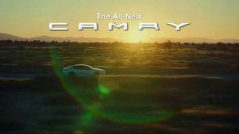 2018 Toyota Camry TV Spot, 'Wild' Song by Suzi Quatro - Thumbnail 9