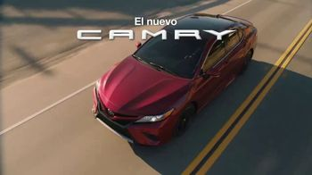 2018 Toyota Camry TV Spot, 'Rebelde' [Spanish]