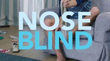 Febreze Unstoppables TV Spot, 'Nose Blind: Bedroom'