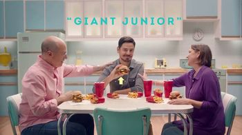 Wendy's TV Spot, 'Una junior bien crecidita' [Spanish]
