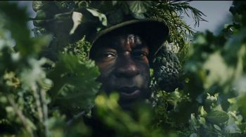 Navy Federal Credit Union TV Spot, 'Garden Camouflage'