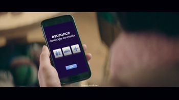 Esurance Coverage Counselor TV Spot, 'Perfect Match' Song by Gary Wright - Thumbnail 7