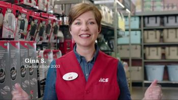 ACE Hardware Labor Day Sale TV Spot, \'Get the Right Grill\'