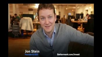 Betterment TV Spot, 'Automated Investing'
