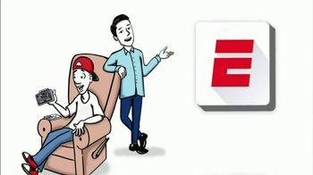 ESPN App TV Spot, 'How to Download Fan's Best Friend'