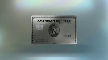 American Express Business Platinum TV Spot, 'Global Lounge Collection' - Thumbnail 1