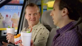Sonic Drive-In Signature Drinks TV Spot, 'Sommelier: Iced Coffee Twists'