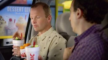 Sonic Drive-In Signature Drinks TV Spot, 'Sommelier: Iced Coffee Twists' - Thumbnail 4