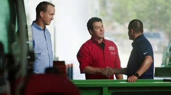 Papa John's TV Spot, 'Mile High' Featuring Peyton Manning - 903 commercial airings