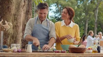 One A Day 50+ Healthy Advantage TV Spot, 'Outdoor Cooking' - Thumbnail 1