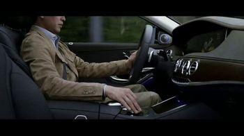 2018 Mercedes-Benz S-Class TV Spot, 'Star and Laurel' - Thumbnail 6