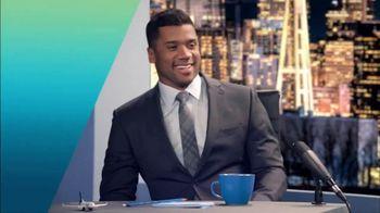 Alaska Airlines TV Spot, 'The Russell Wilson Show: Sea Chop'