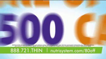 Nutrisystem Lean13 TV Spot, 'Back to School Time' Feat. Melissa Joan Hart