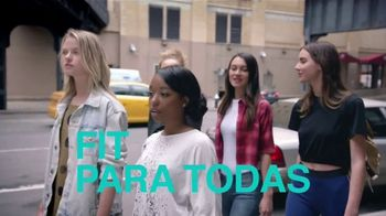 Maybelline Fit Me! Poreless Foundation TV Spot, 'Fit para todas' [Spanish]