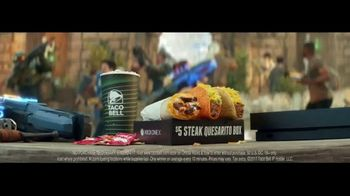 Taco Bell $5 Xbox One X Bundle TV Spot, 'You're Here Early' - Thumbnail 8