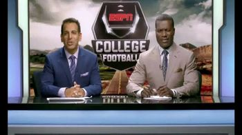 Chick-fil-A TV Spot, 'ESPN: Hafftime Reeport' Featuring Joey Galloway