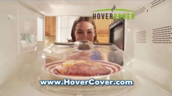 Hover Cover TV Spot, 'Mess-Free Microwave'