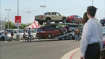 Toyota National Clearance Event TV Spot, 'Gone in Seconds' - Thumbnail 3