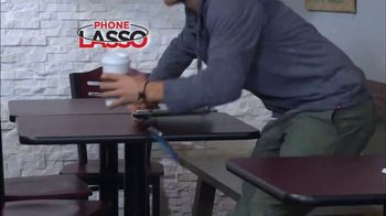 Phone Lasso TV Spot, 'Safe and Damage-Free'