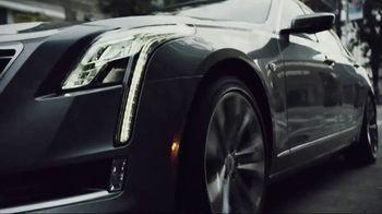 Cadillac Super Cruise TV Spot, 'Let Go: Conversation' Song by Simon Goubert - Thumbnail 1