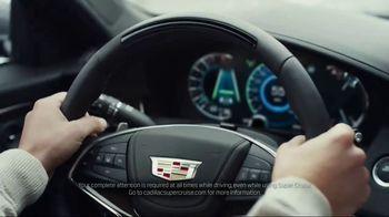 Cadillac Super Cruise TV Spot, 'Let Go: Conversation' Song by Simon Goubert - Thumbnail 4