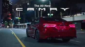 2018 Toyota Camry TV Spot, 'Strut' Song by John Cena - Thumbnail 9