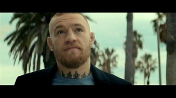 Budweiser TV Spot, 'Dream Big' Featuring Conor McGregor