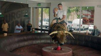 Burger King Rodeo King TV Spot, 'Mechanical Bull'