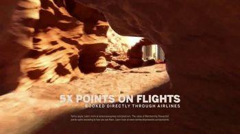 American Express Platinum TV Spot, '5X Points on Flights' - Thumbnail 7