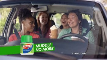 Zyrtec TV Commercial, 'Carpool: Save' - Video