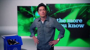 The More You Know TV Spot, 'Environment: E-Waste' Featuring Ben Feldman