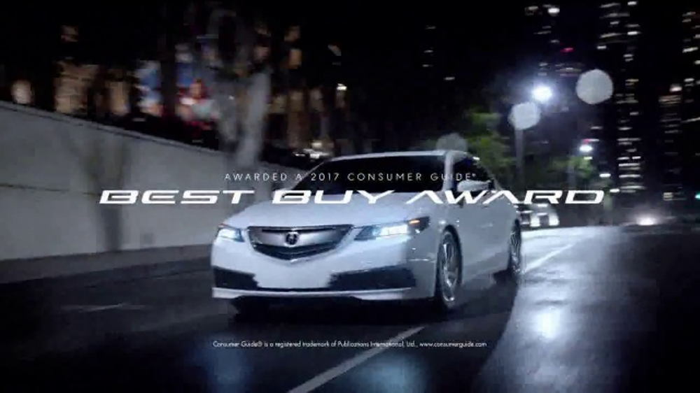 2017 Acura TLX TV Commercial, 'Raise the Bar' - iSpot.tv