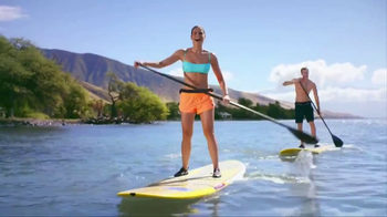 United MileagePlus Explorer Card TV Spot, 'Vacation' Song by Generationals