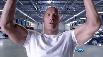 Ford Big Tire Event TV Spot, 'Stack of Tires' Feat. Dwayne Johnson