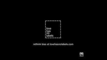 Love Has No Labels TV Spot, 'Fans of Love' Song by Hundred Waters - Thumbnail 10