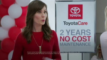 Toyota 1 For Everyone Sales Event TV Spot, '2017 Camry or Camry SE' - Thumbnail 3