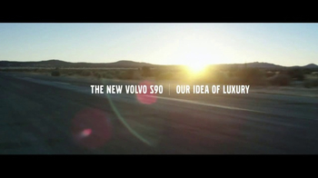 2017 Volvo S90 TV Spot, 'Loved for Being Different' - Thumbnail 10