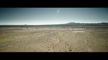2017 Volvo S90 TV Spot, 'Loved for Being Different' - Thumbnail 3