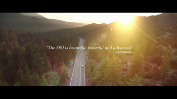 2017 Volvo S90 TV Spot, 'Loved for Being Different' - Thumbnail 5