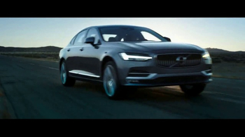 2017 Volvo S90 TV Spot, 'Loved for Being Different' - Thumbnail 8